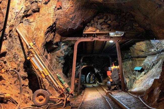 Materiales para trabajar en la minería