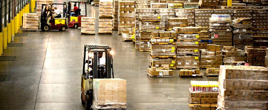 Bonded warehouse
