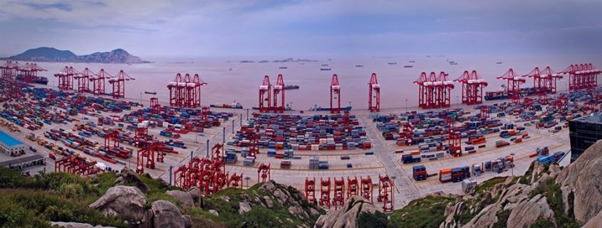 Destacada - Los 5 puertos mas grandes